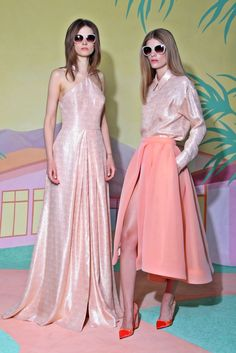 Pin for Later: These Resort 2016 Looks Will Inspire Your Next Outfit Christian Siriano Resort 2016