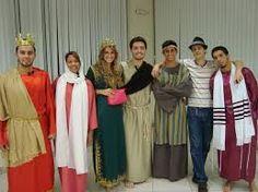 Resultado de imagem para fantasias dos tempos biblicos