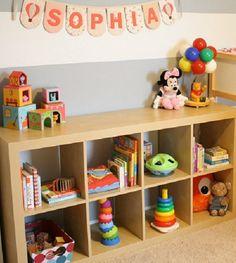 10 ideias legais de quartos montessorianos (+ lidos 2015)