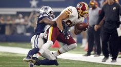 Jordan Reed fires back at doubters with actions