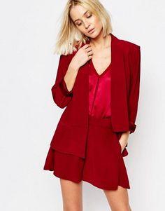 Gestuz Ilona Fluid Tailored Blazer