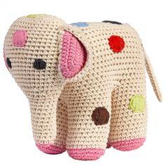 Игрушка вязаная Elephant…