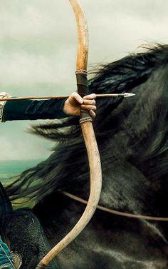 Spirit of mounted archery