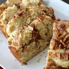 Apple cinnamon cake @ http://allrecipes.co.uk
