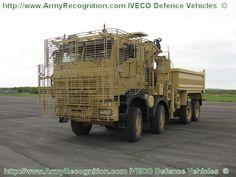 IVECO - British Army