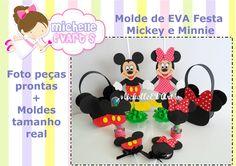 Pics Photos  Apostila De Molde Mickey E Minnie Moldes Eva Jpg