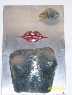 #nude #epoxy  #resin  #sculpture #raquelsarangello