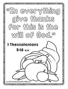 """Thanksgiving crafts and printables toenhance your, """"I am Thankful"""" bible lessons! There are many fantastic stories in the bible you can use to teach children to be thankful. No matter which story you use as your core lesson, our coloring pages, bible verse cards and crafts will help! Be sure to subscribe to our free …"""