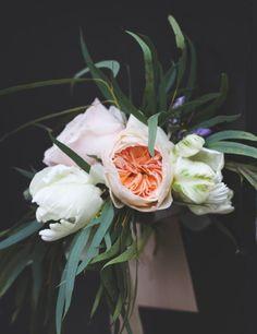 Sweet Surprise: Bouquet Bomb | AllFreeDIYWeddings.com