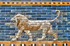 PUERTA DE ISHTAR - ISHTAR GATE by giletayo, via Flickr