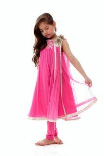 Girls Indian Clothing Kids Kurta Girl Salwar Kameez