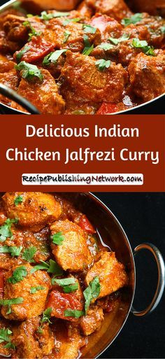 Are you looking for a quick and easy dinner recipe that is unique and new and your family is sure to enjoy? Indian food is all the rage these days and although a large part of India is vegetarian the (Chicken Curry) Spicy Recipes, Curry Recipes, Meat Recipes, Asian Recipes, Vegetarian Recipes, Chicken Recipes, Cooking Recipes, Healthy Recipes, Recipes Dinner