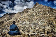 Ouraman Village   Kurdistan Province   Iran
