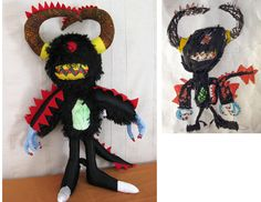 Company Makes Custom Stuffed Toys Out of Children's Drawings