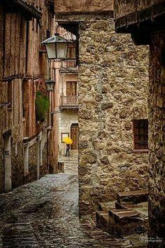 Albarracín, Teruel, España