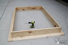Build a queen size platform bed on the cheap A platform bed is one that doesn t use a box spring or metal frame Use these easy DIY platform