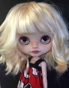 OOAK Custom Blythe Doll Carlota | eBay