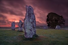 Avebury, Wiltshire by Phil Selby on Flickr.