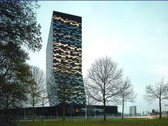 Nijmegen, Nederland - Gebouw 52 Degrees  - NXP Semiconductors