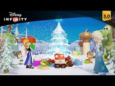 Together For The Holidays | Disney Infinity 3.0 - YouTube