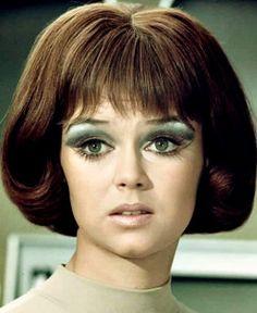 Lt. Gay Ellis (Gabrielle Drake)ゲイ・エリス中尉UFO TV Series - UK (1969-70)謎の円盤UFO