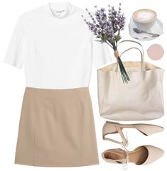 style and makeup Preppy Outfits, New Outfits, Chic Outfits, Spring Outfits, Fashion Outfits, Womens Fashion, Outfit Summer, Fashion 2020, Daily Fashion