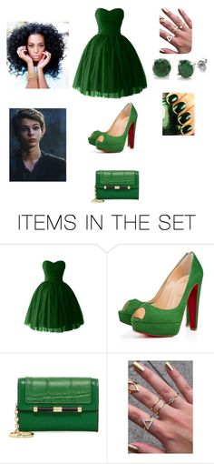 """""""Prom with Pan"""" by lost-girl-in-neverland ❤ liked on Polyvore featuring art"""