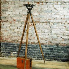 Surveyor's Equipment, $548, now featured on Fab.