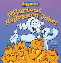 Giggle Fit: Hilarious Halloween Jokes @ niftywarehouse.com