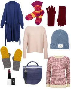 fair fashion colorful winter style