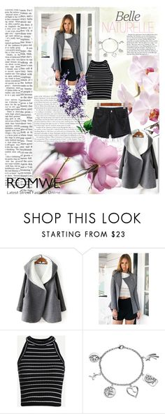 """Romwe 3/VII"" by nermina-okanovic ❤ liked on Polyvore featuring Love This Life, Polaroid and romwe"
