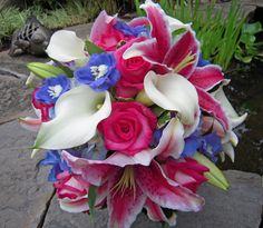 like arrangement, not sure about blue, maybe yellow instead