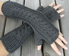 48 Marvelous Crochet Fingerless Gloves Pattern | DIY to Make