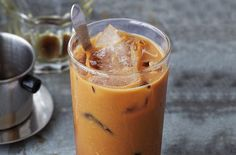 Vietnamese Iced Coffee- one of the best things in life.