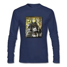 Daving Customized Star Wars Sci-fi movies T Shirt for Mens Long Sleeve XX