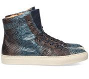 Blauwe Giorgio schoenen 87321 sneakers