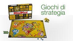 Giochi di strategia per serate con gli #Amici? Risiko è un grande classico!