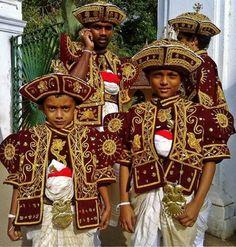 Sri Lanka Wedding Party