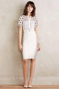 #anthrofave New Dresses