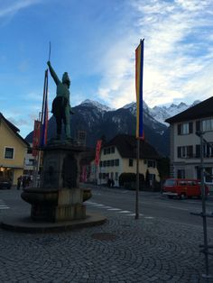 See 77 photos and 3 tips from 578 visitors to Bludenz. Le Far West, Mountain Range, Homeland, Small Towns, Cn Tower, Beautiful Landscapes, Four Square, Austria, Statue Of Liberty