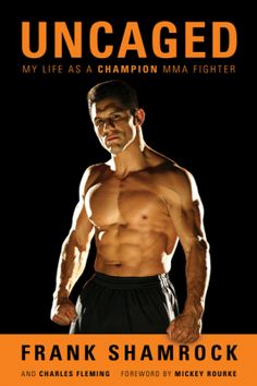 Uncaged by Frank Shamrock, now available as an ebook! www.cityofpaloalto.org/ebooks