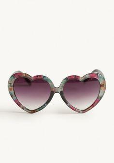 Heartthrob Sunglasses By A.J. Morgan   Modern Vintage New Arrivals