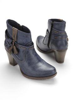 Mustang-boots, I lóve 'm!