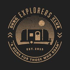 Explorers Club T-Shirt by DKNG