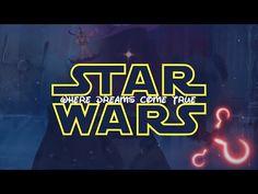 #Disney #StarWars Mashup Trailer