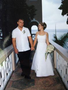AjA - Amy j Atkinson  Our Wedding Day Jamaica, WI