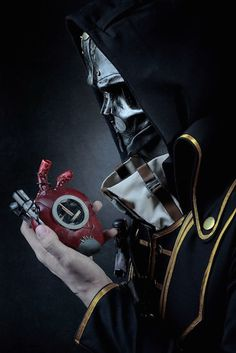 There's Nothing Dishonorable About This 'Dishonored' Cosplay