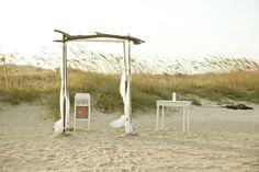 Sea Breeze Wedding - BeachBride.com