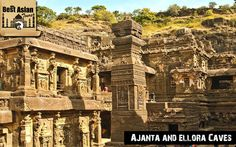 Best Asian Tours offers you to visit Ajanta and Ellora Caves.