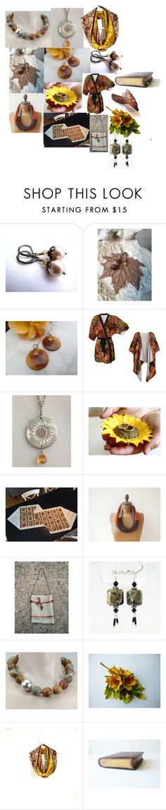 """""""Good Morning Sunshine"""" by inspiredbyten ❤ liked on Polyvore featuring vintage"""